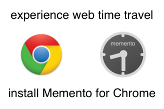 Memento for Chrome