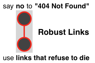 Use Robust Links